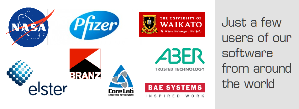 LabVIEW Consultant and Expert for these organisations
